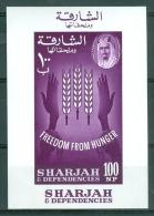 Sharjah 1963 FAO  MNH** - Lot. A341 - Contro La Fame