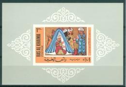 Ras Al Khaima Al-Harith Speaks To Abu-Zayd MNH** - Lot. A342 - Ras Al-Khaima