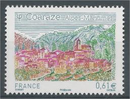 France, Coaraze, Provence, Southern France, 2014, MNH VF - Unused Stamps