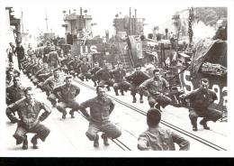 Grande Bretagne : Le 5 Juin 1944 - Arromanches