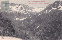 AULUS LES BAINS.  VALLEE D'AGNASSERE(dil109) - Unclassified