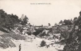 CPA Darvault - La Carrière - France