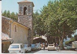 Artignosc Sur Verdon La Place Et L'église - France