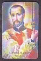 S. Antonio Maria Zaccaria,  Santino Con Preghiera - Religione & Esoterismo