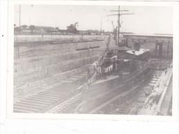 bateau batiment militaire contre torpilleur sabretache en cale SH 1912