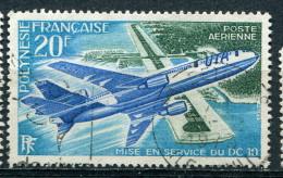 Polynésie Française 1973 - Poste Aérienne YT 74 (o) - Poste Aérienne