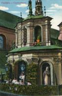 PAMIATKA Z CZESTOCHOWY (Pologne)  édifice Religieux Animation - Pologne