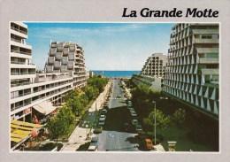 34 – LA GRANDE MOTTE : Avenue Du Casino - France