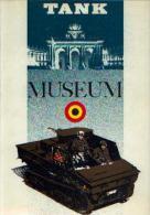 "« Tank Museum"" SURLEMONT, R. - Ed. Tank Museum, Bxl 1984 - Voertuigen"