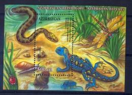 AZERBAIJAN Reptiles - Serpents