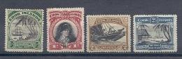 140016252  COOK  ISL.  YVERT  Nº  31/4  */MH - Islas Cook