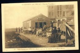 Cpa Du 88 Le Honneck Plus De Frontière Café Restaurant Bernez  ...  La Bresse JUI31 - Sin Clasificación