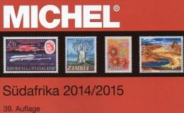 MICHEL Süd-Afrika Band 6/2 Katalog 2014 New 80€ South-Africa Botswana Lesetho Malawi Namibia Sambia Südafrika Swaziland - Material Und Zubehör