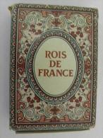 Jeu de 54 Cartes � Jouer Grimaud  ROIS DE FRANCE - Histoire Roi