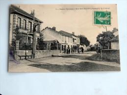 Carte Postale Ancienne : MAUBOURGUET : Faubourg De L' Adour - Maubourguet