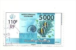 """1210  Billet De""""banque        (pag4) - Oblitérés"""