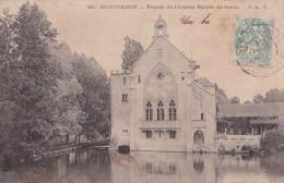 MONTGERON  FACADE DE L'ANCIEN MOULIN DE SENLIS(dil90) - Montgeron