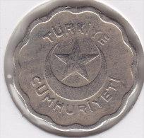 @Y@    Turkije   1  Kurus  1941      (2725) - Turquie