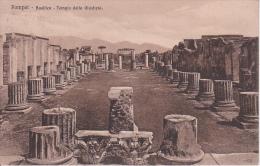 PC Pompei - Basilica - Tempio Della Giustizia - 1913 (9548) - Pompei