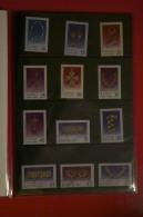 "Cyprus ""Specimen"" Full Serie Archaeological 12 Stamps - Zonder Classificatie"
