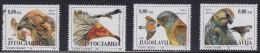 Yugoslavia 1994 Protected Animal Species, MNH (**) - Ungebraucht