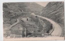 BELGIQUE.FOSSE ROULLETTE.ROUTE DE SALM.CHATEAU VIELSAM.CACHET 1904 - Autres