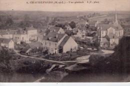 Chaudefonds-sur-Layon.. Belle Vue Du Village Au Cœur Des Vignes Du Fabuleux Layon Vin D Anjou Liquoreux Pays D Angers - France
