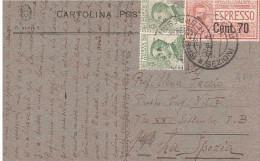 C.P. ESPRESSO - Trieste