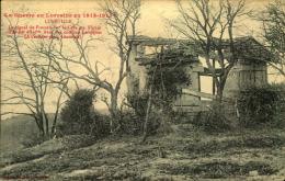 LA GUERRE EN LORRAINE 1914 1918 LUNEVILLE LE SIGNAL DE FRESCATI - Luneville