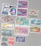 Airplanes - Lot - Aerei
