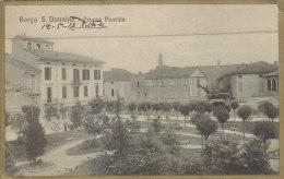 3-3484- Borgo S. Donnino - Piazza Pontida - Parma -  - F.p. Non Viaggiata - Parma