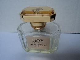 """PATOU """" JOY"""" VAPO EDP 50 ML VIDE MAIS IMPECCABLE  & SUPERBE  LIRE ATTENTIVEMENT  ET VOIR §§ - Miniatures Modernes (à Partir De 1961)"""