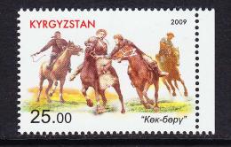 KGZ-36KYRGYSZTAN - 2009 NATIONAL GAME - Horses