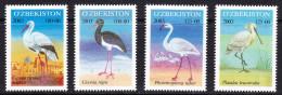 UZB-01UZBEKISTAN – 2003 BIRDS - Uzbekistan