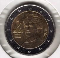 @Y@  Oostenrijk    2   Euro   2012   (2730) - Autriche