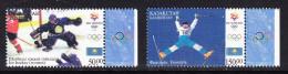 KAZ-25KAZAKHSTAN – 2002 SALT LAKE CITY ILE HOKEY WOMAN AND FREESTYLE - Winter 2002: Salt Lake City