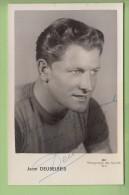Jean DEUBELBEIS - Autographe Manuscrit - 1946 - Equipe Alcyon Dunlop - 2 Scans - Ciclismo