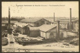 RUELLE La Fonderie Vue D´Ensemble Forerie N° 3 (Foucher) Charente (16) - France