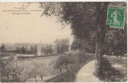 CPA 22 DINAN Les Bas Foins Asile De Léhon 1913 - Dinan