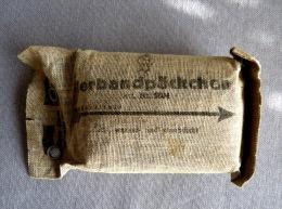 All. WW II : Pansement Allemand - 1939-45