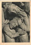 Souillac Eglise Abbatiale Le Pilier Sculpté Le Sacrifice D'Abraham - Souillac