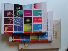 Fra598 N.3 Raccoglitori Folder Francobolli Repubblica   Raccolta Filatelica, Materiale Poste Italiane Filatelia, Nuovi - Album & Raccoglitori