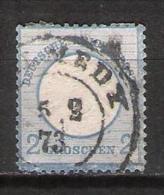 Reich N° 17 Oblitéré - Allemagne