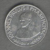 VATICANO 100 LIRE 1990 - Vaticano