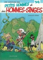 """LES PETITS HOMMES  """" DES HOMMES-SINGES """"  -  SERON  - E.O.  1983  DUPUIS - Petits Hommes, Les"""