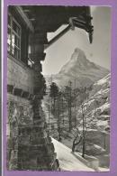 Suisse -  ZERMATT - Chalet Santa Fé  - 2 Scans - VS Valais