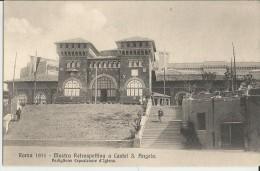 ROMA 1911 -MOSTRA RETROSPETTIVA A CASTEL S.ANGELO  -FP - Mostre, Esposizioni