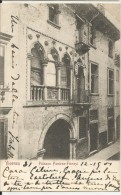 VICENZA -PALAZZO MUZZAN ORA NAVAROTTO   -FP - Vicenza