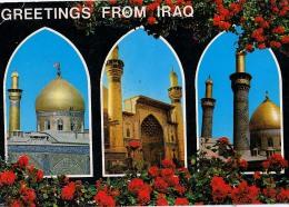 AK IRAK IRAQ  ALTE POSTKARTEN 1985 - Irak