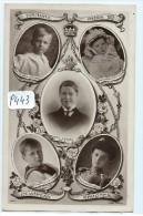 LES FAMILLES ROYALES EUROPEENNES - Familias Reales